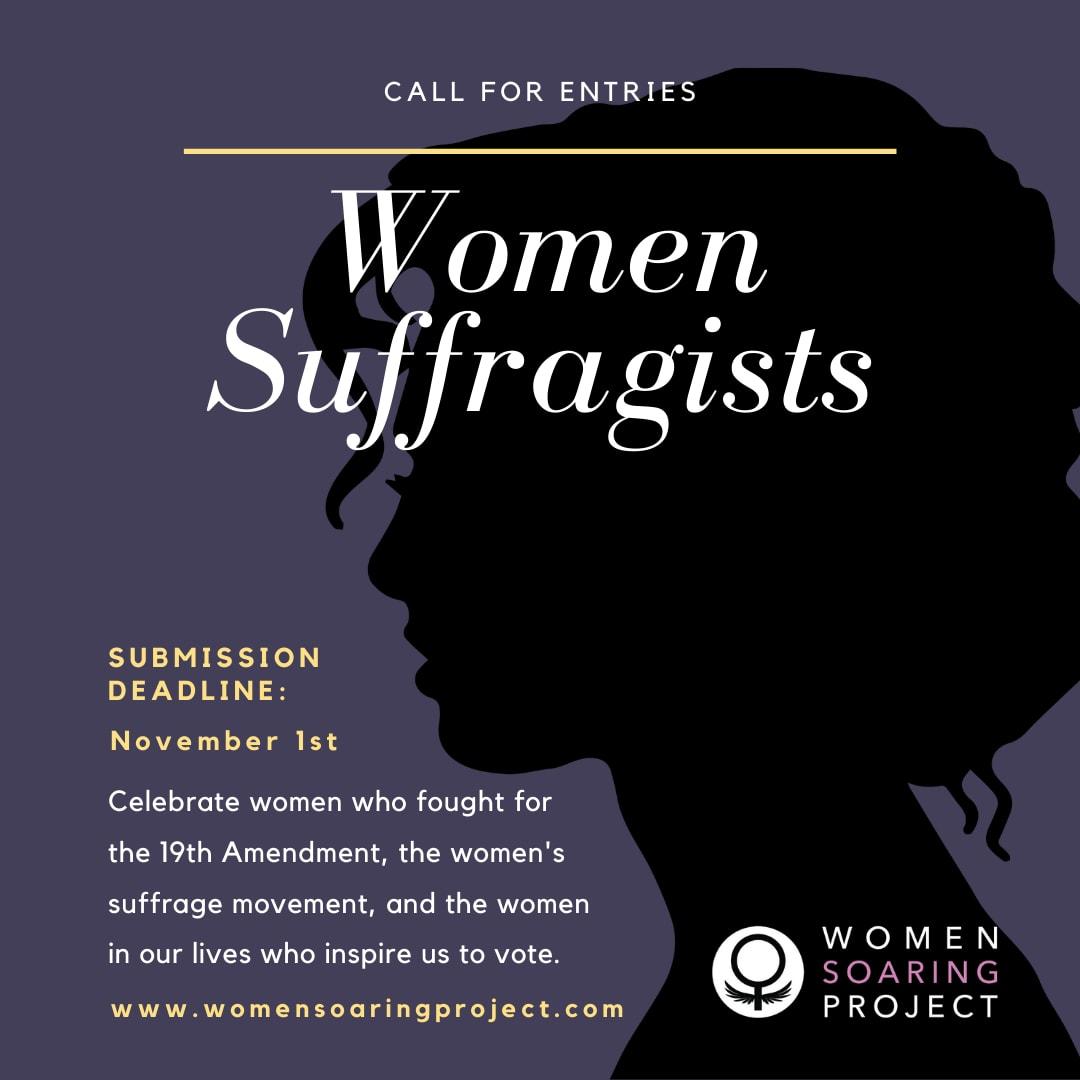 Women Suffragists Art Exhibit