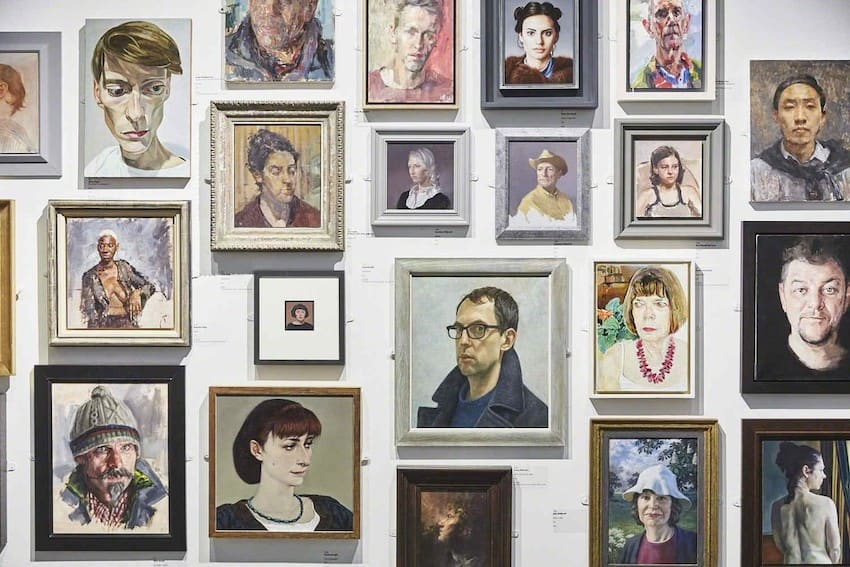 Royal Society of Portrait Painters Annual Exhibition