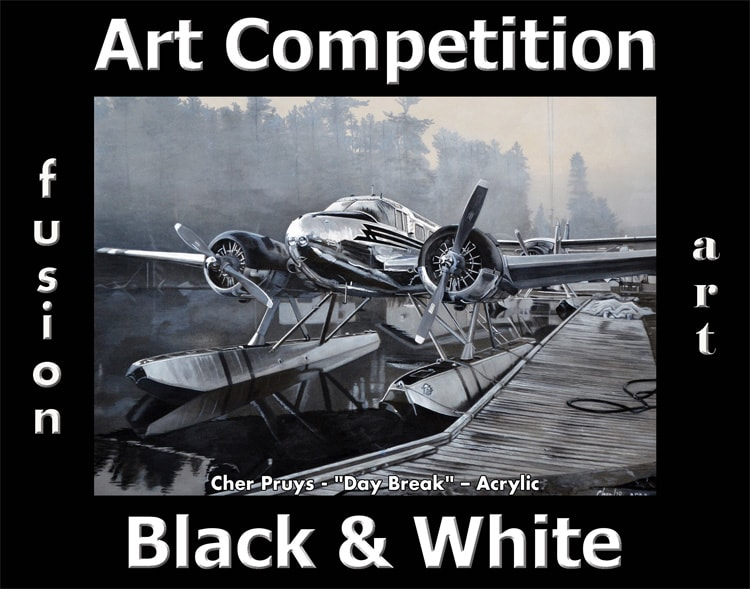 5th Annual Black & White Art Competition