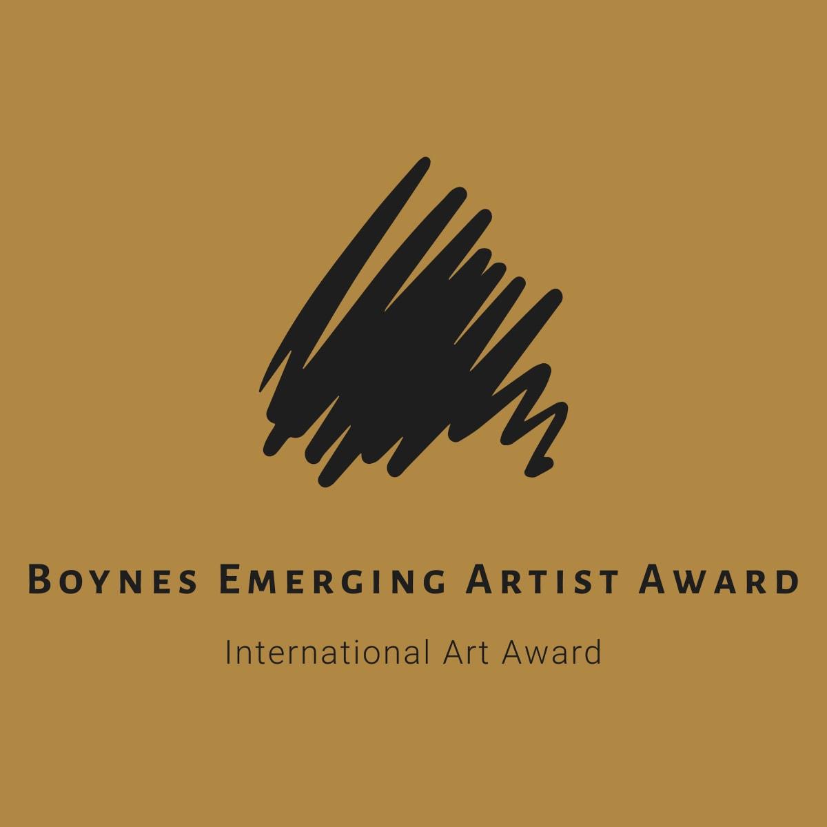 4th Edition Boynes Emerging Artist Award Artist Call Out