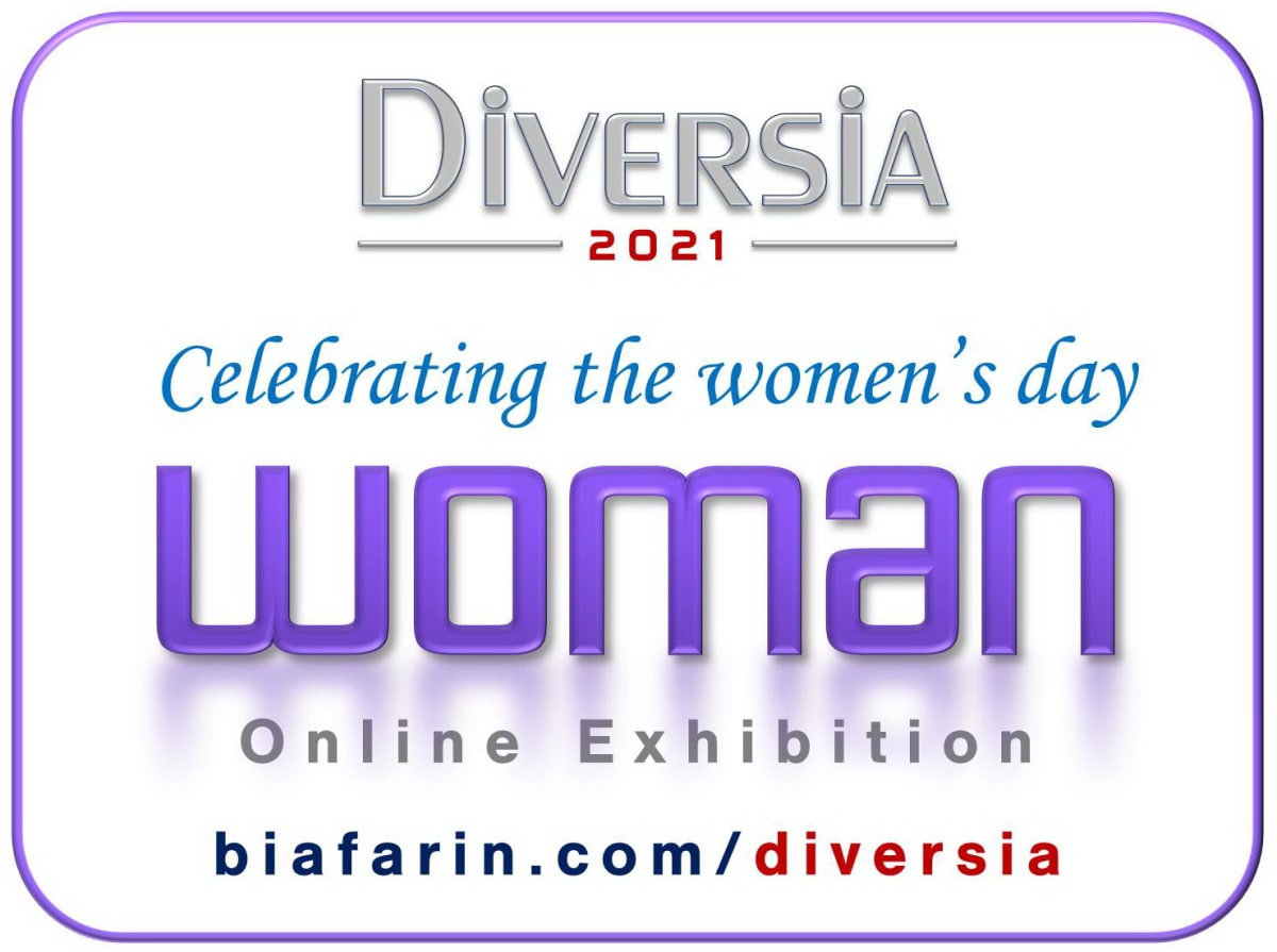 Diversia: Woman - International Smart Group Exhibition