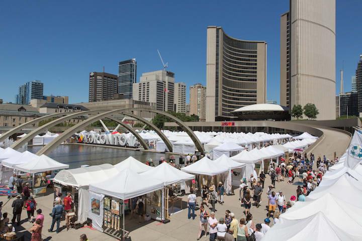 60th Toronto Outdoor Art Fair