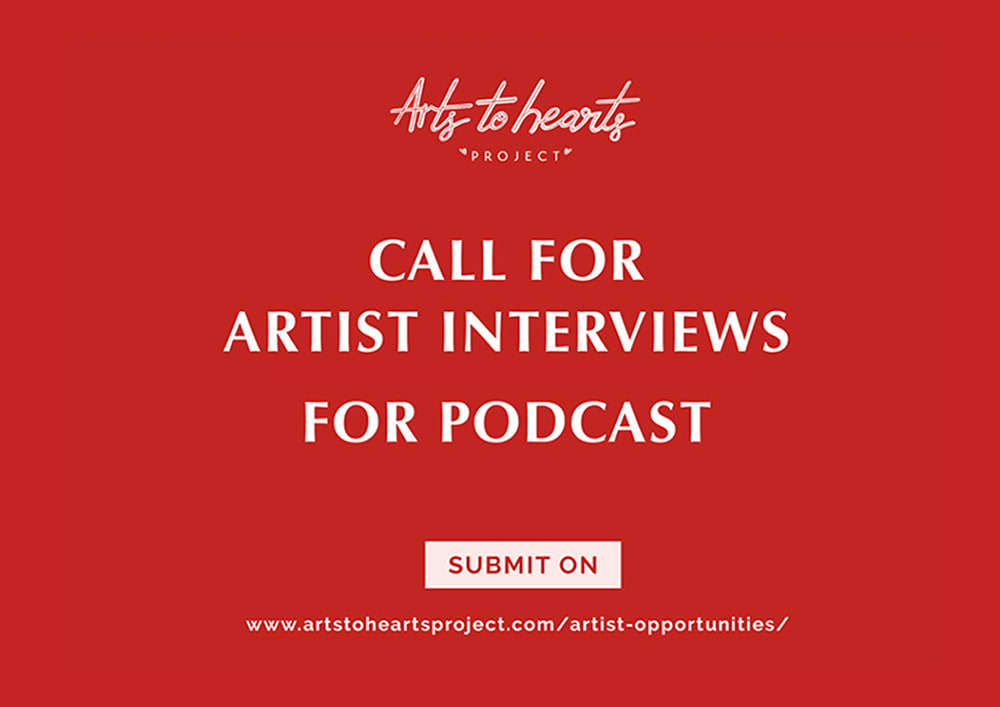 Open Call For Artist Interviews For Podcast
