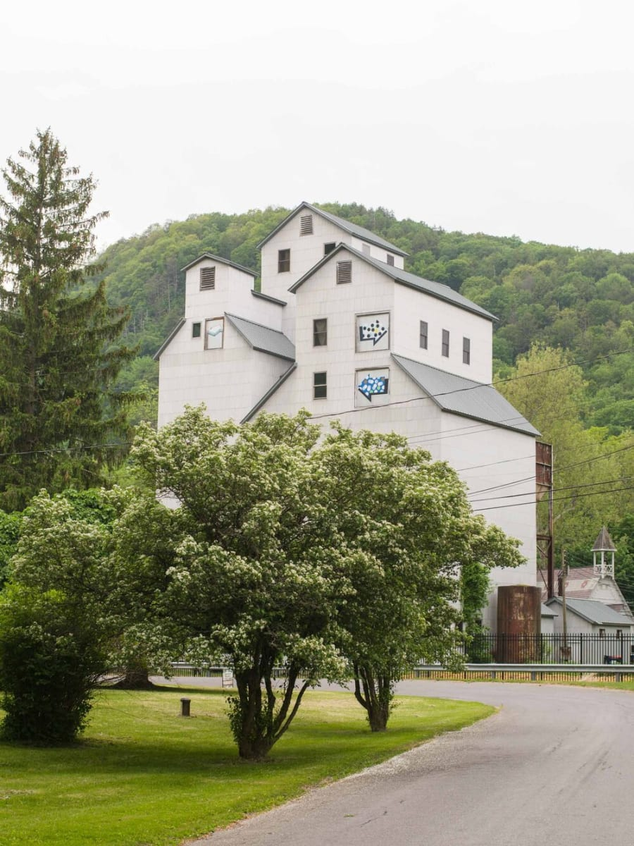 Wassaic Project's 2021/22 Winter Residency and Winter Family Residency Program