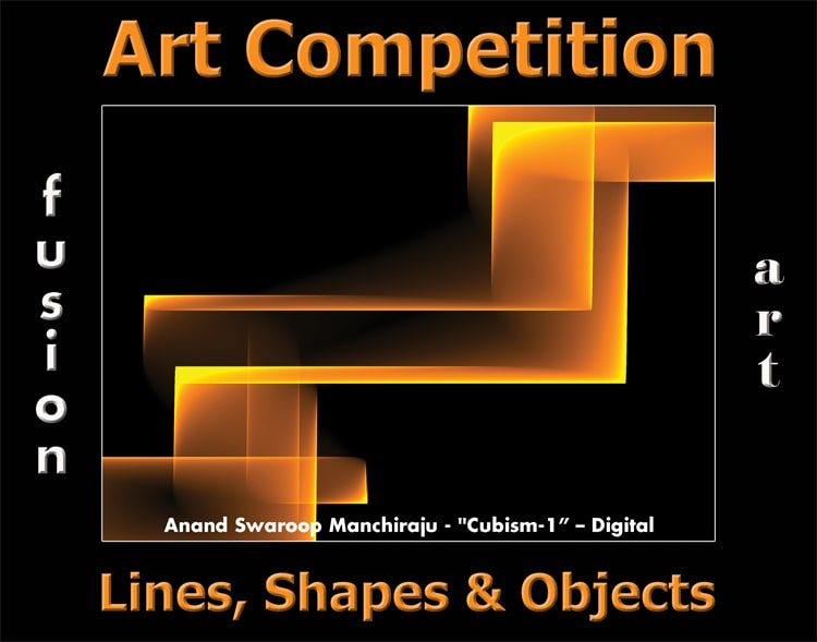 3rd Annual Lines, Shapes & Objects Art Competition