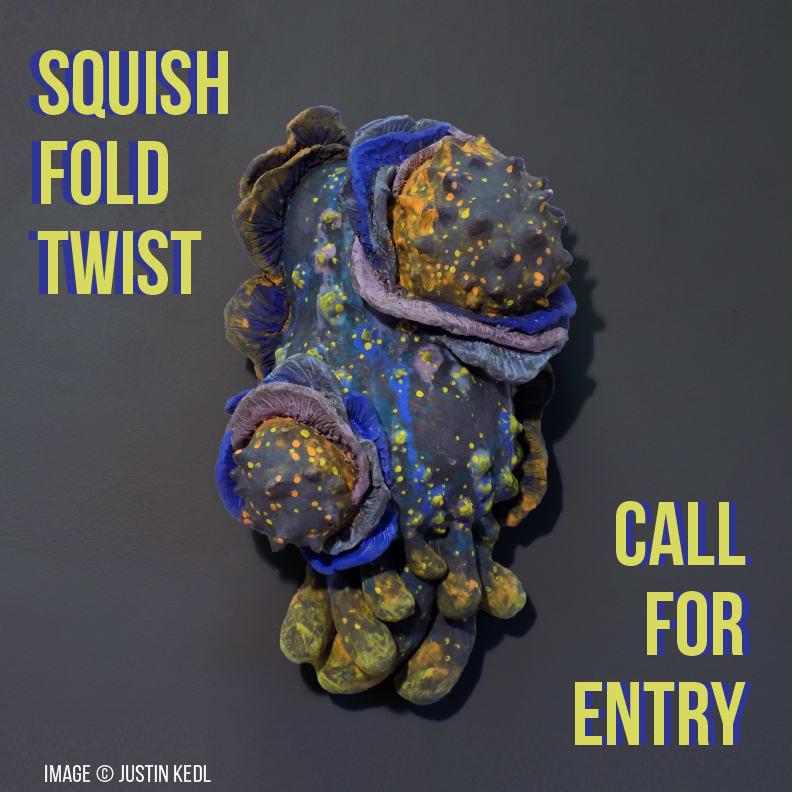 Squish Fold Twist