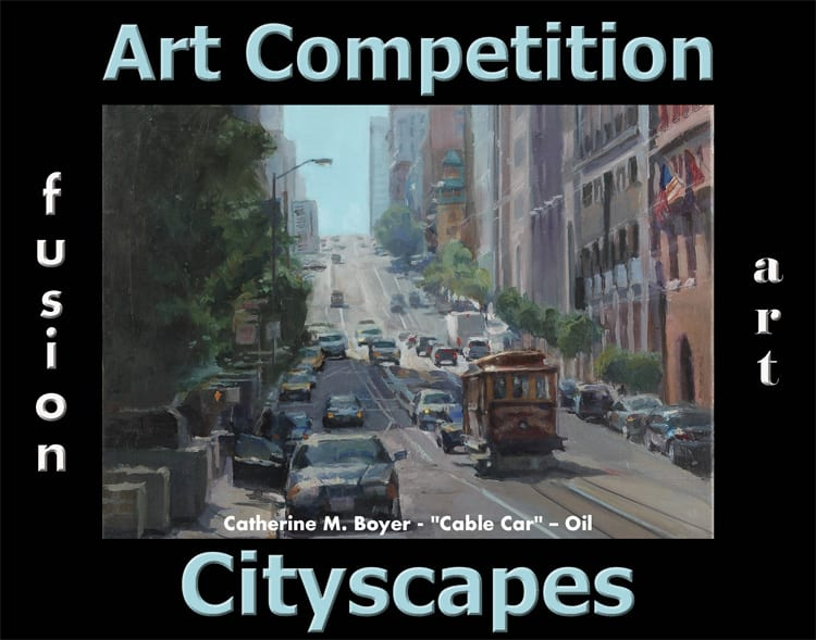 6th Annual Cityscapes Art Competition