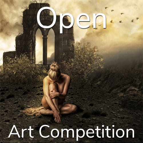 """11th Annual """"Open"""" (No Theme) Online Art Competition"""