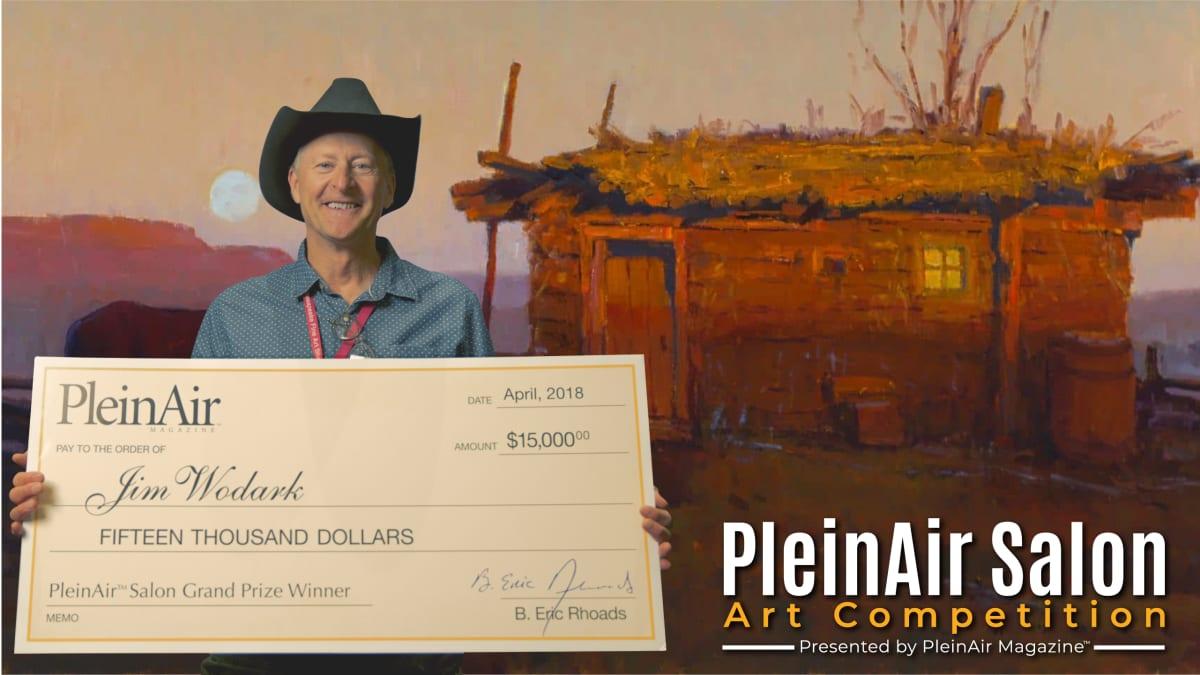 PleinAir Salon July $33,000 Art Competition