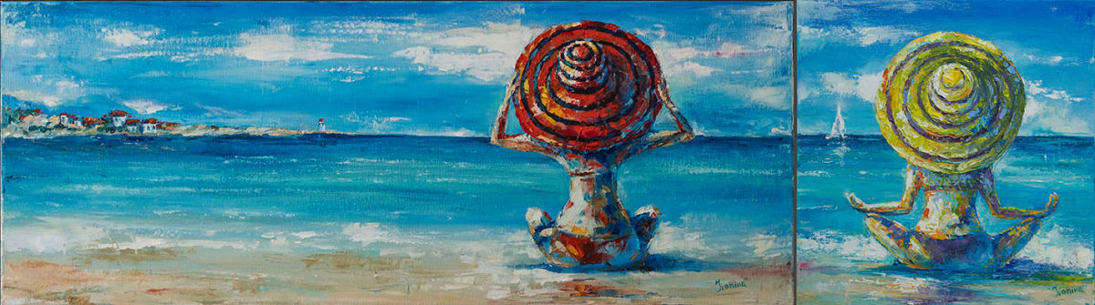 """Contemporary Art Gallery Online Announces an International Call for Artists to Participate in the 9th Annual 2021 """"ALL Water/Seascape"""" Art Competition & Exhibition"""