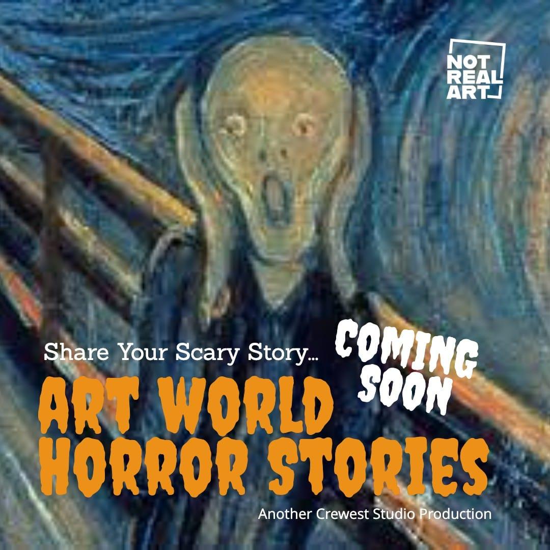 ART WORLD HORROR STORIES
