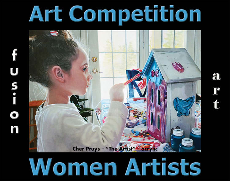 4th Annual Women Artists Art Competition