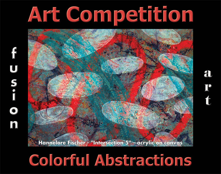 7th Annual Colorful Abstractions Art Competition