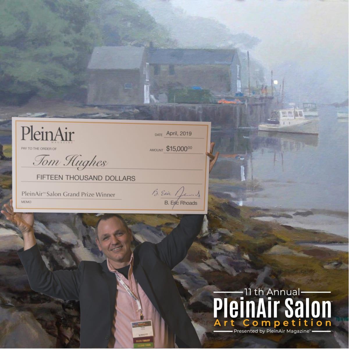 October PleinAir Salon $33,000 Art Competition