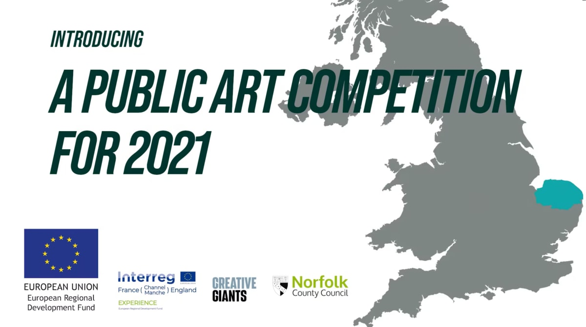 Public Artwork Commissions up to £60K - The Norfolk Way Art Trail