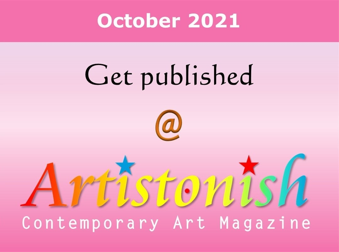 Artistonish Magazine - October 2021