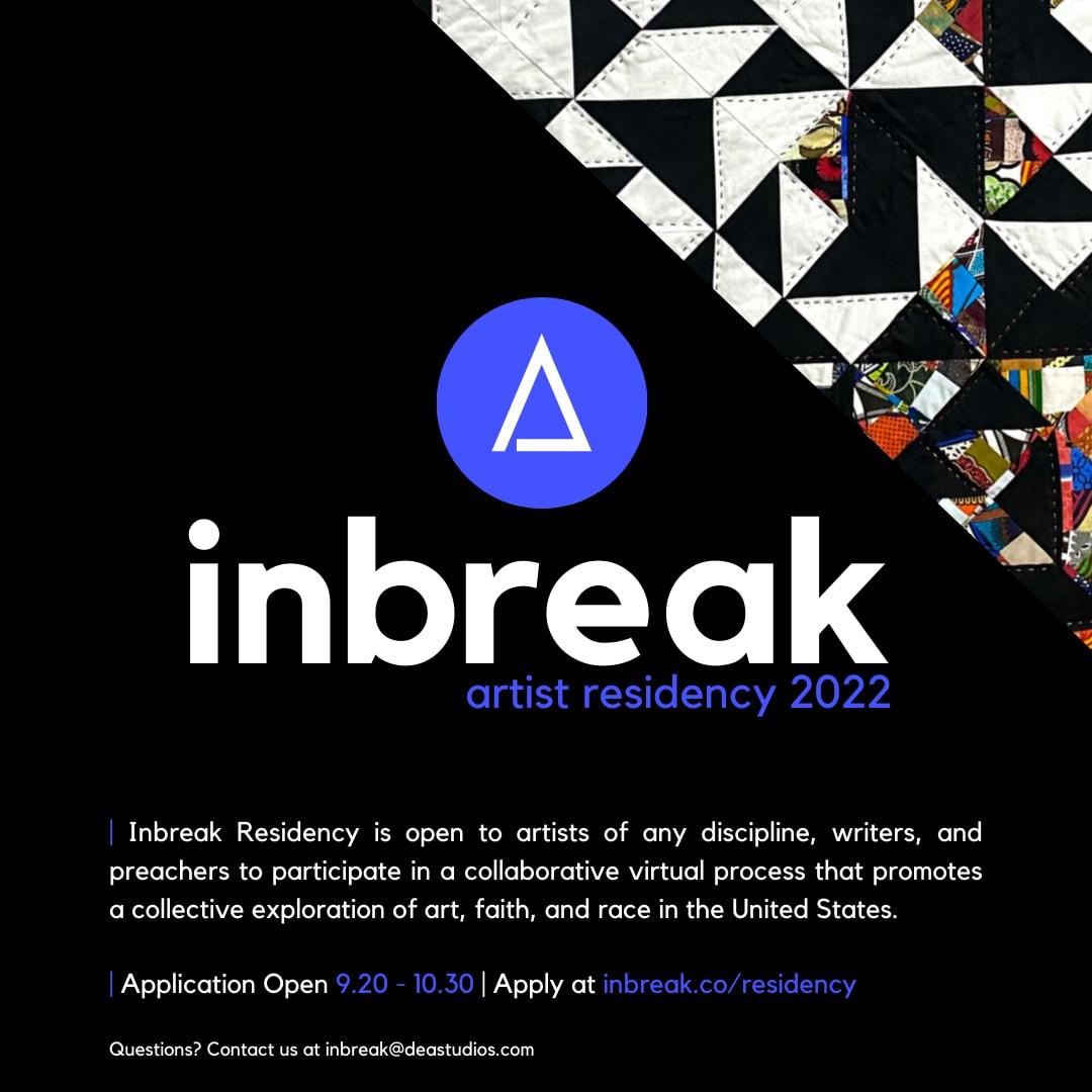 Inbreak Residency 2022