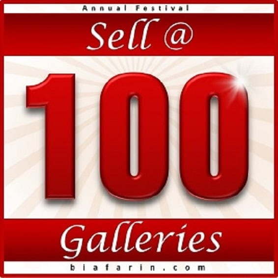 Sell @ 100 Galleries: Annual Art Sales Festival 2021