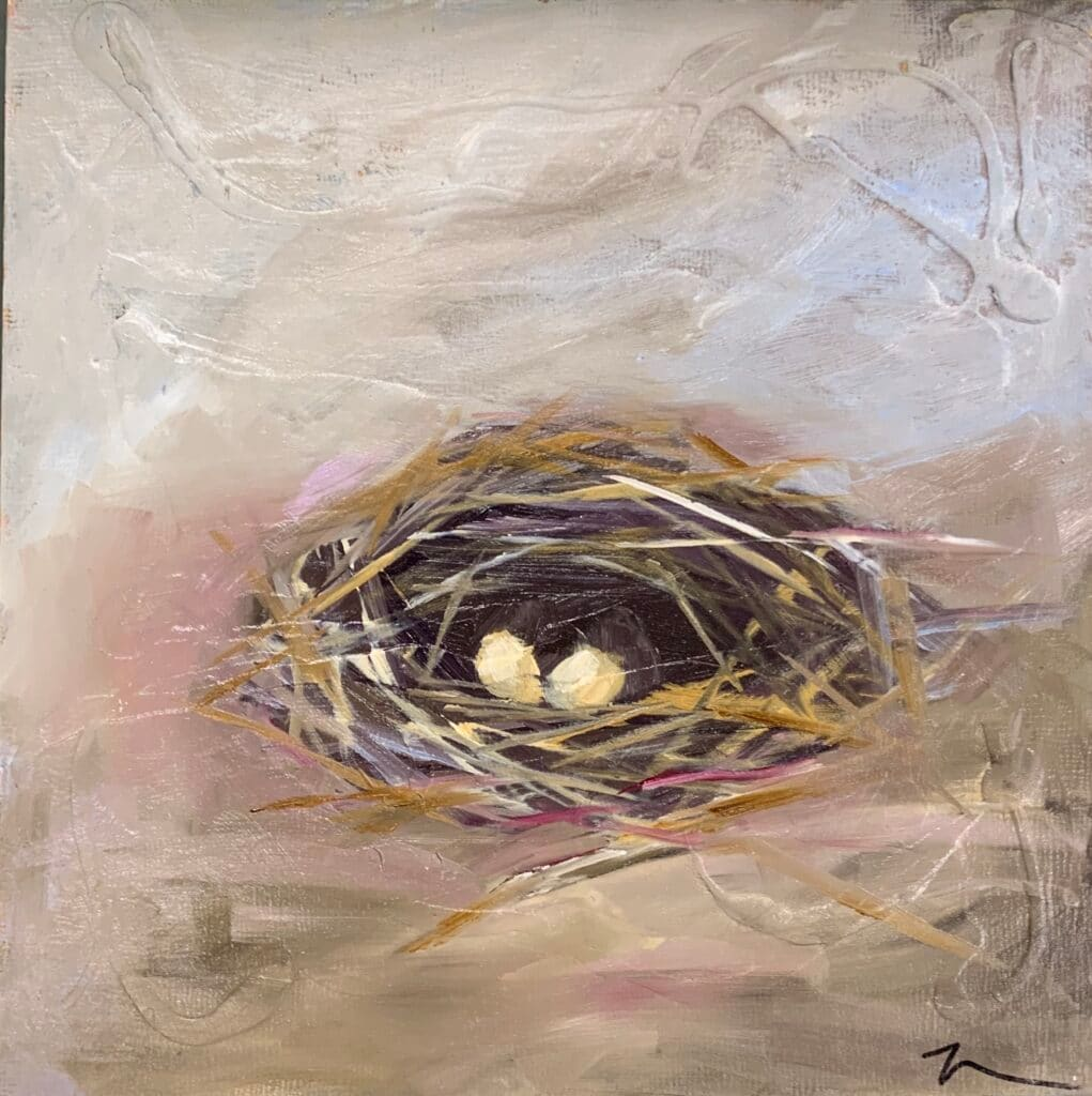 Bird's Nest 2 by Nancy Armstrong