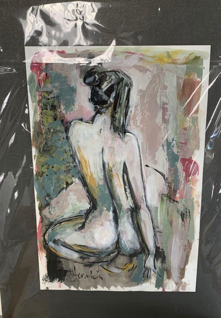 Nude 1 by Galina Herndon