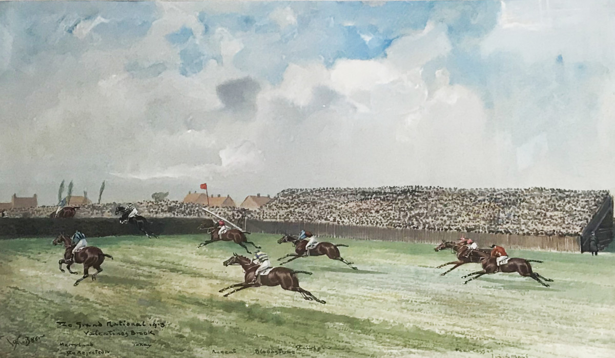 The 1913 Grand National, Valentines Brook
