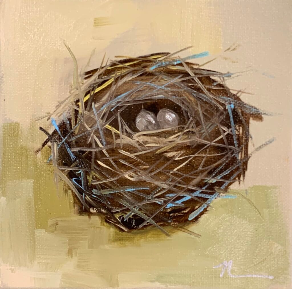 Bird's Nest 4 by Nancy Armstrong