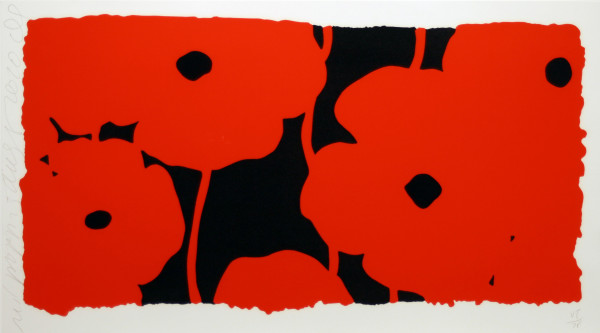 Eight Poppies