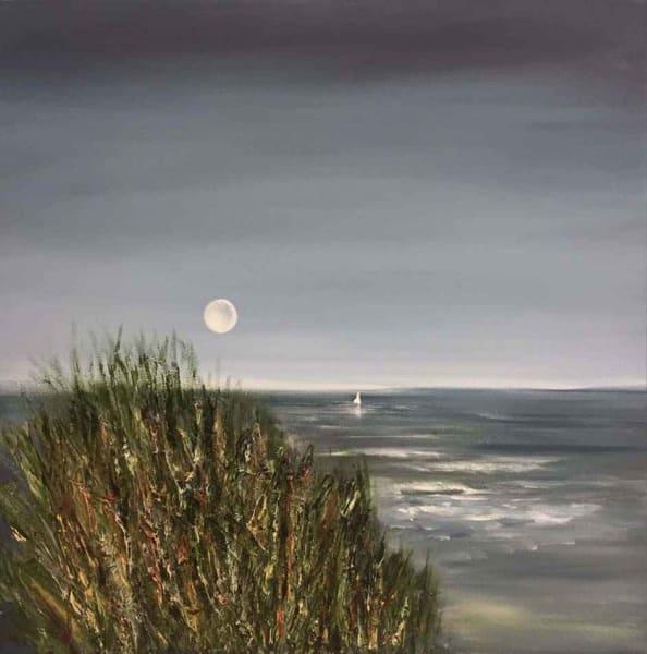 Morning Moon #6