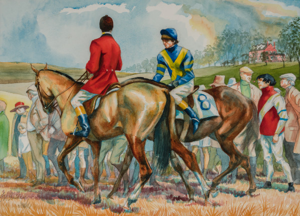 Outrider and Rusham Berryville