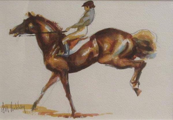 Exercise, The Curragh