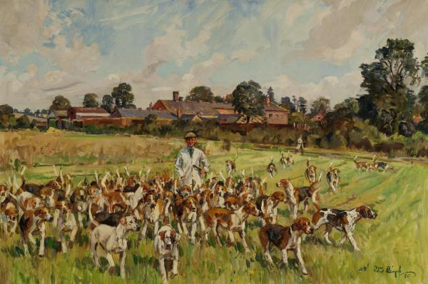The Warwickshire Hounds