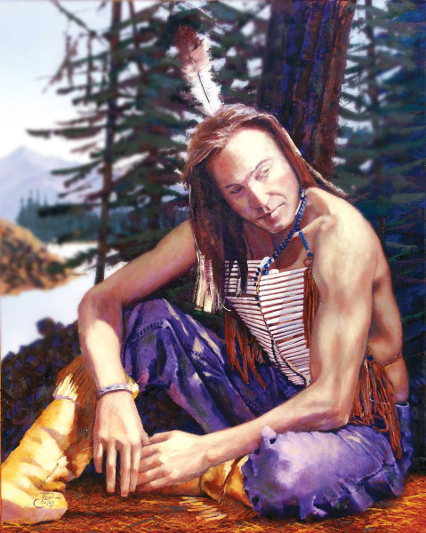 Victor Conrad Greywolf