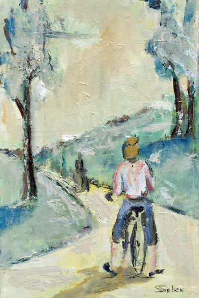 --Bicycle Path