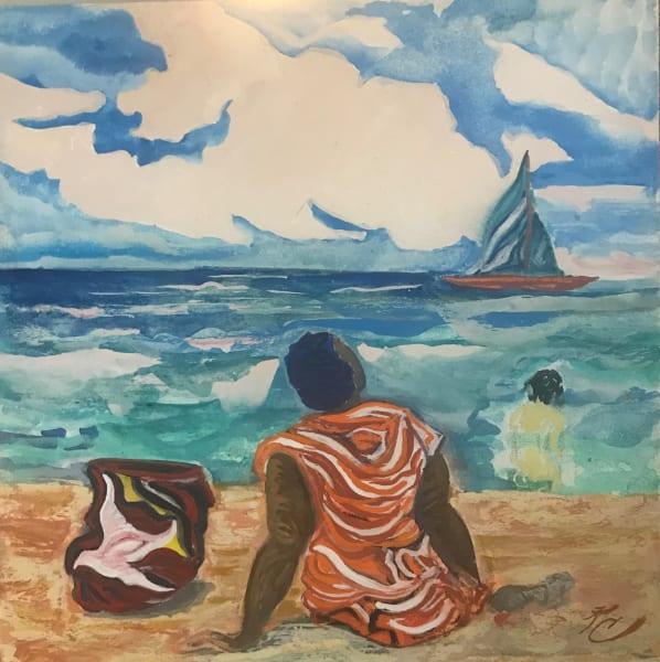 Waikiki Beach View 1