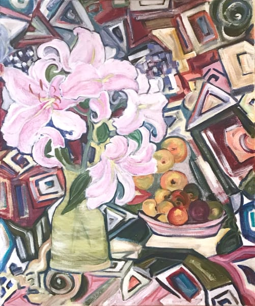 453- Modern Lily: Art Presence Jacksonville