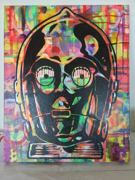 C3PO remixed