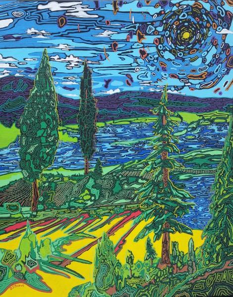 Perceptions of a landscape
