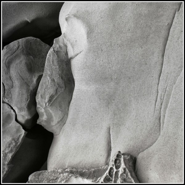 Grandfather Series (Galiano Rock Formations) - #003