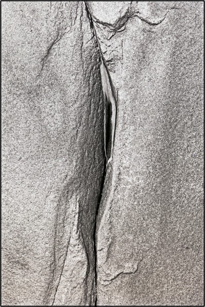 Grandfather Series (Galiano Rock Formations) - #008