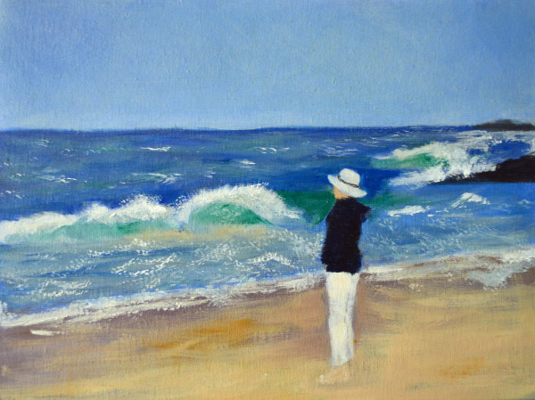 March Ocean