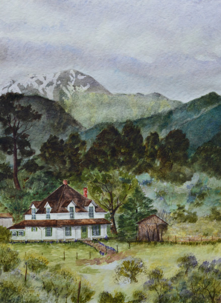 """Ranch Homestead"""
