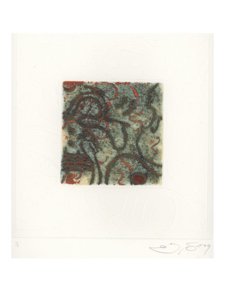 Untitled, from the Music series