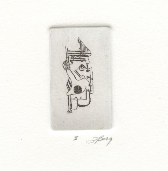 II [Three etchings]