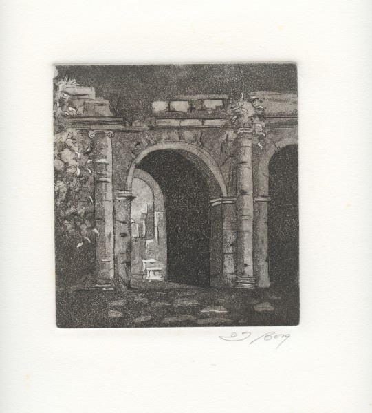 Untitled (From the Coliseum Series)