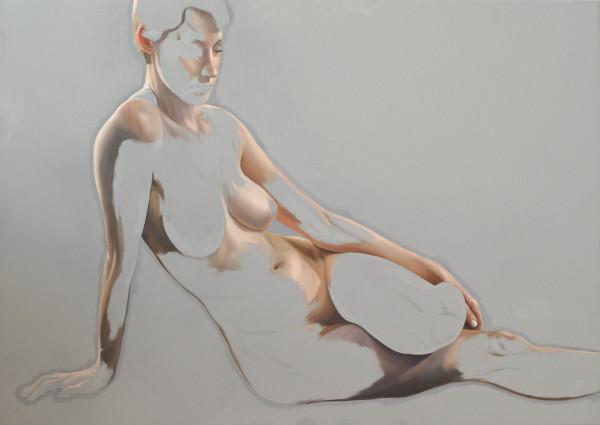 Grey Nude #1