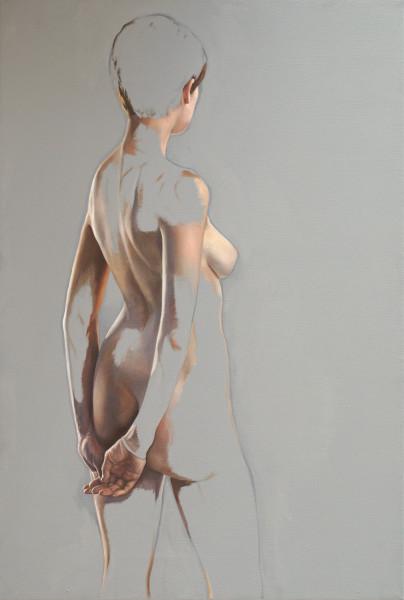Grey nude #3