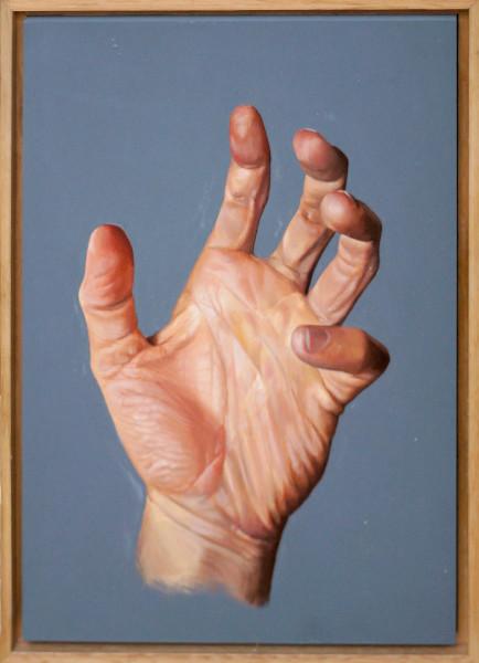 Hand Study #5