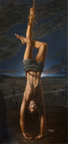 The Hanged Man (Portrait of Joe McKee)
