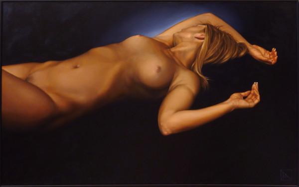 Nude Reclining #5