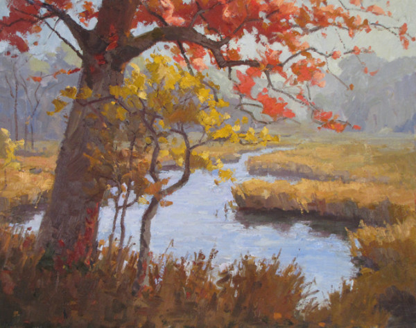 Tide Creek (Autumn Marsh)